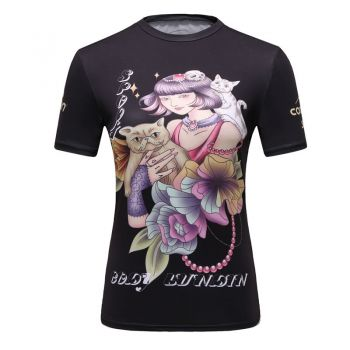 Cody Lundin - T-shirt manches courtes pour femme - Tattoo style