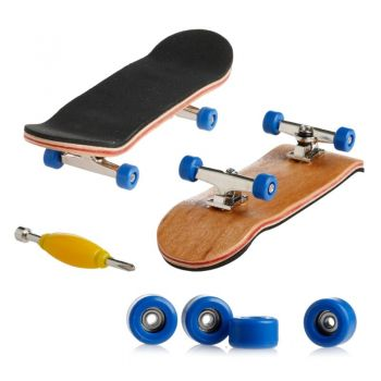 Fingerboard 100x28mm - roues bleues