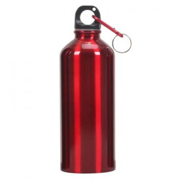 Bouteille thermos isotherme 400 ml / 500 ml / 600 ml - coloris rouge