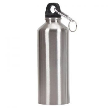 Bouteille thermos isotherme 400 ml / 500 ml / 600 ml - coloris argent