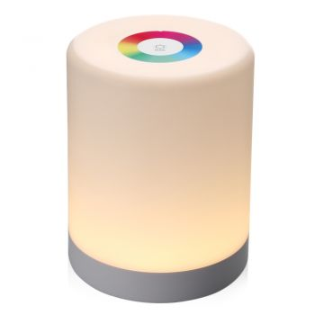 Lampe d'ambiance Smart LED RGB Touch Control rechargeable