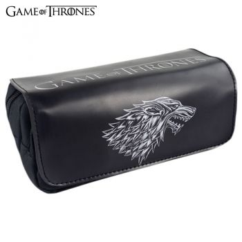 Game of Thrones - Trousse à stylos 2 compartiments