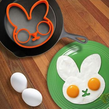 Moule silicone alimentaire pour oeuf