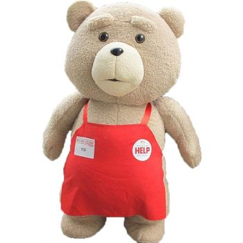 TED at work (ours en peluche)